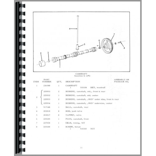 Allis Chalmers D17 Tractor Wiring Diagram. . Wiring Diagram on