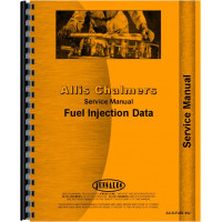 Allis Chalmers Miscellaneous Injection Pump Service Manual