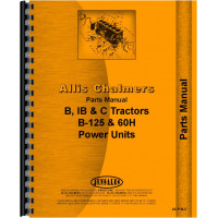 Allis Chalmers C Tractor Parts Manual (1940-1949)