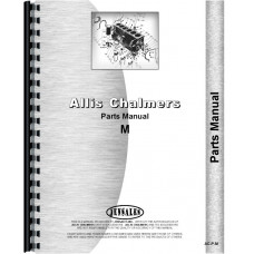 Allis Chalmers M Crawler Parts Manual (All SN#s)