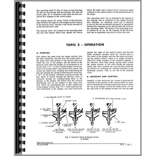 Bosch injector repair Manual