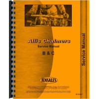 Allis Chalmers C Tractor Service Manual (1940-1949)