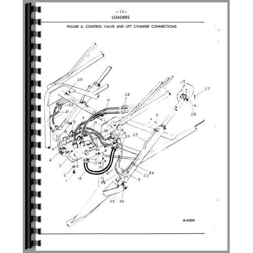Oliver Wagner Loaders Parts Manual on