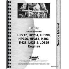 Buda Engine Service Manual (BUDA-S-HP217+)