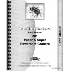 Austin Western Grader Parts Manual (AW-P-301PACER+)