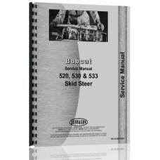 Bobcat 520 Skid Steer Loader Service Manual