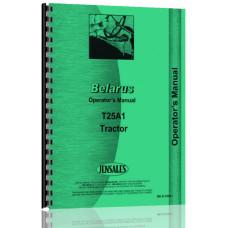 Belarus T25A1 Tractor Operators Manual