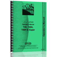 Image of Belarus T40A Tractor Operators Manual