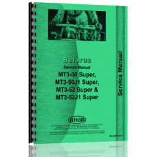 Image of Belarus MT3-50 Tractor Service Manual