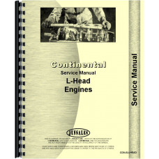 Continental Engines B427 Engine Service Manual