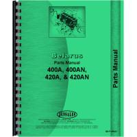 Belarus 400A Tractor Parts Manual