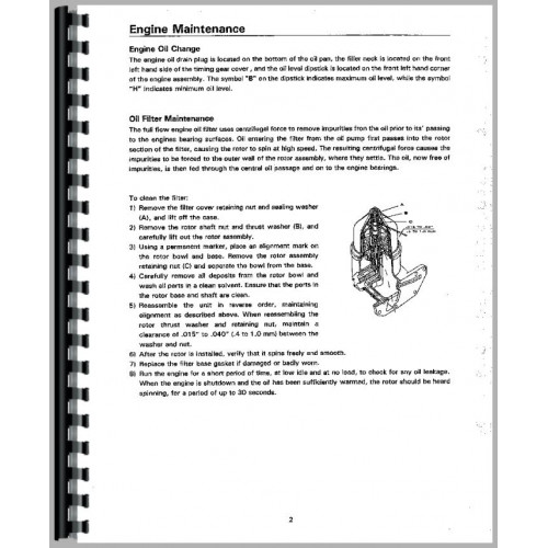 Belarus 420AN Tractor Service Manual Material Handling Products ...