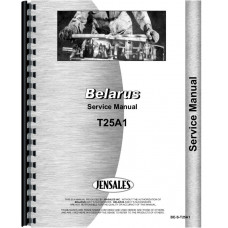 Belarus T25A1 Tractor Service Manual