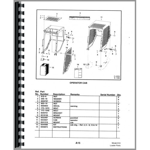 bobcat 610 wiring diagram online wiring diagram