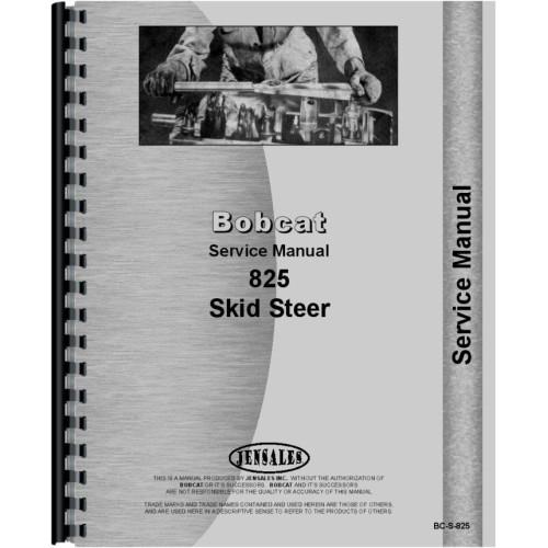 Bobcat 825 SkidSteer Manual_81681_1 500x500 bobcat 753 wiring diagram pdf gandul 45 77 79 119 wiring diagram for bobcat 863 at fashall.co