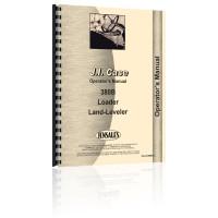 Case 380B LL Industrial Tractor Operators Manual