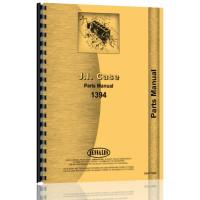 Case 1394 Tractor Parts Manual