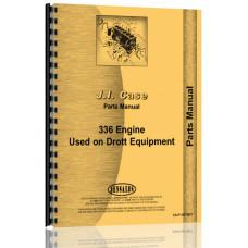 Case 35B Engine Parts Manual