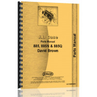 Case 885 Tractor Parts Manual (N & Q)