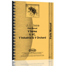 Case VC Tractor Parts Manual