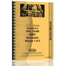 Case 1816 Uniloader Service Manual (Uniloader)