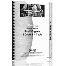 Image of Clinton 2 Cyl & 4 Cyl Engine Service Manual