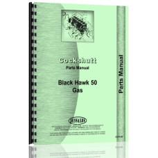 Cockshutt Tractor Parts Manual (CO-P-50)