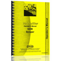 Image of Caterpillar 623B Tractor Scraper Operators Manual