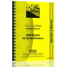 Caterpillar 3208 Engine Operators Manual (S/N All SNs) (All)