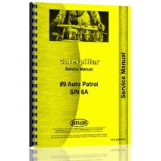 Image of Caterpillar Grader Service Manual (CT-S-AUTO PAT)