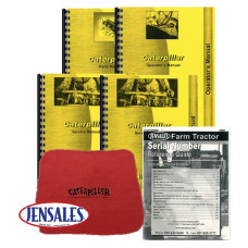 Huge selection of Caterpillar Parts and Manuals
