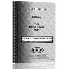 Image of Cushman Sales Catalog Catalog (1915)