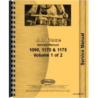 Case 1175 Tractor Service Manual