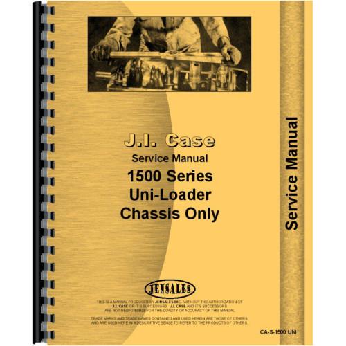 case 1530 uniloader service manual chassis rh jensales com
