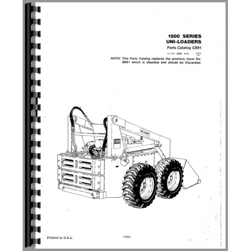 case 1530 uniloader parts manual rh jensales com Case 1530 Skid Loader Diesel Case 1740 Skid Steer