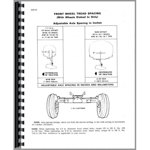 case 1370 tractor service manual rh jensales com Case 1170 Case Tractor Company