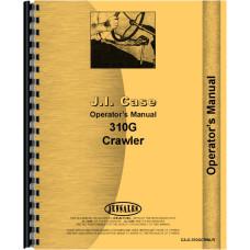 Case 310G Crawler Operators Manual