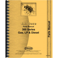 Case 310 Tractor Parts Manual