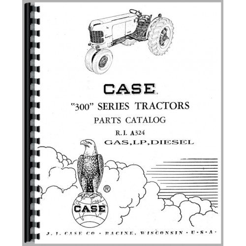 case 310 parts diagram