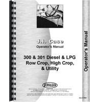 JI Case 300 Free Tractor Data | Jensales Specs