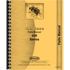 Case 430 Tractor Parts Manual (Series)
