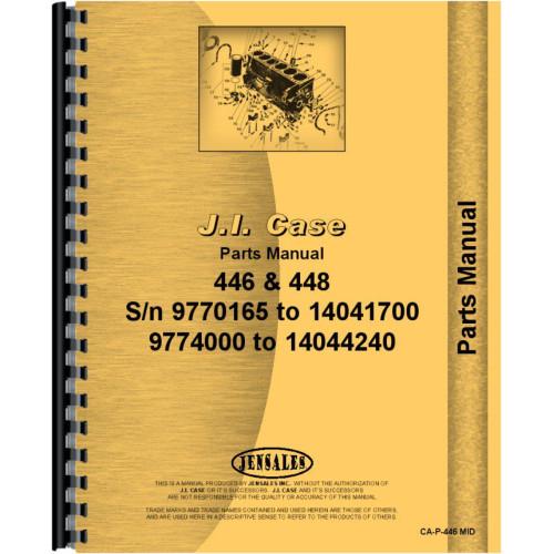 Case Lawn  U0026 Garden Tractor Parts Manual  Ca