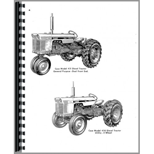 case 530 tractor parts manual sn up to 8262800 gas and diesel rh jensales com 530 case tractor parts manual 530 case tractor parts manual