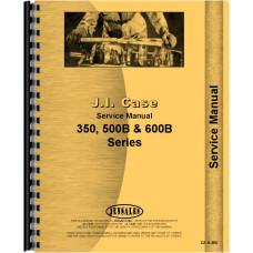 Case 510B Tractor Service Manual