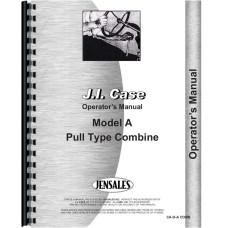Case A Combine Operators Manual