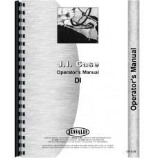 Case DI Tractor Operators Manual