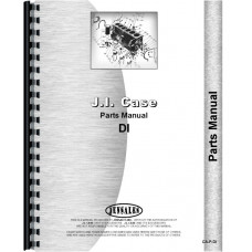 Case DI Tractor Parts Manual