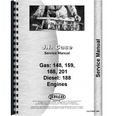 Case G201 Engine Service Manual