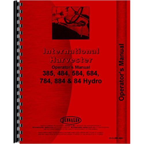 case 385 tractor wiring diagram wiring diagram librarycase ih 385 tractor  operators manual (1985 1990