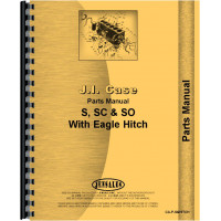 Case SO Tractor Parts Manual (All SN#s) (All SN#)